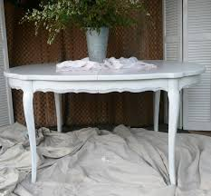 Shabby Chic White Dining Table by Best Christmas Decorating Indoor Ideas 4495