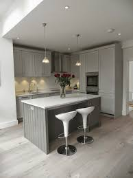 Shaker Style Kitchen Island Planet Furniture Beautiful Storm Grey Shaker Kitchen Farrow And