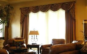 Swag Curtains For Living Room Enjoyable Swag Valances For Living Room Living Room Curtains For