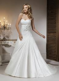 aline wedding dresses wedding gown a line vosoi