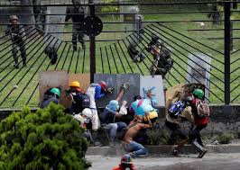 venezuela systematically abused foes in 2017 protests rights groups