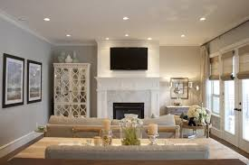 Living Room Recessed Lighting Home Design Ideas - Lighting designs for living rooms