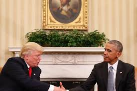 video trump obama sit down in historic white house meeting ny
