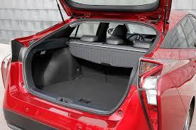 toyota prius luggage capacity 2016 toyota prius excel review review autocar