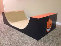 Tech Deck Ramps Find More Price Reduced Awesome Handmade Half Pipe Ramp For Tech