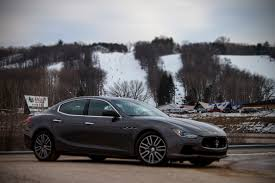 maserati ghibli green maserati ghibli s q4 just your basic 95 000 italian snow machine
