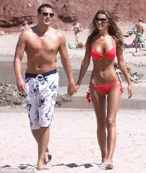 does paddy mcguiness use hair products paddy mcguinness and his gorgeous fianceé christine martin in