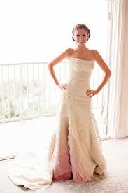 ombré wedding dress wedding trend ombre gowns amanda judge