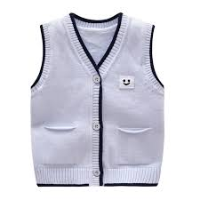 aliexpress buy casual baby sweater knit cotton boys vest