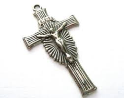 rosary crucifixes rosary crucifix etsy