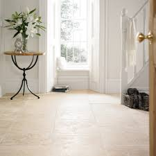 Travertine Effect Laminate Flooring Hallway Photo Of Anatolia Ivory Travertine Honed And Filled Home