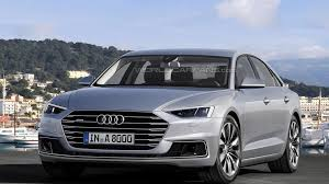 generation audi a6 2018 audi a6 avant render shows great potential for sleek wagon