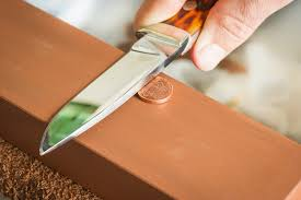Self Sharpening Kitchen Knives by How To Sharpen A Knife While Minimizing Mistakes And Maximizing