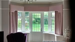 Window Length Curtains Bay Window Curtain Pelmets