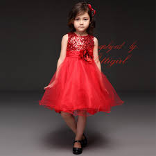 girls red party dresses party dresses dressesss