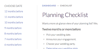 wedding planner guide free online wedding planning guide weddinglovely