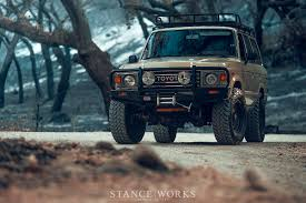 land cruiser off road the daily grind u2013 the stanceworks ls swapped fj60 land cruiser at