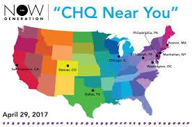 Chicago Illinois Map by Chq Near You