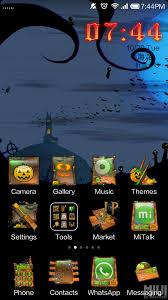 miui v5 free theme happy halloween by kenan themes xiaomi miui