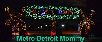 Zoo Lights Schedule by Metro Detroit Mommy Nine Reasons I Am A Detroit Zoo Member