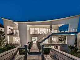 tour a waterfront masterpiece in santa rosa beach florida