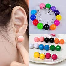 plastic stud earrings online get cheap plastic stud earrings aliexpress
