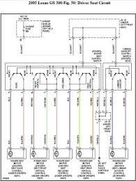 seat wiring diagram lexus wiring diagrams instruction