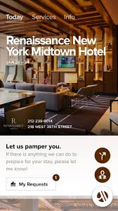 marriott reimagines its mobile app to meet the needs of modern
