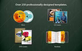 cd cover designer mac disc cover for mac