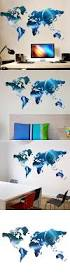 creative home decor 3d wall stickers colorful universe universe