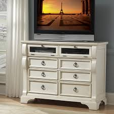 Bedroom Set With Media Chest Kantors Home Furniture Media Chests Cottage Small Media Chest