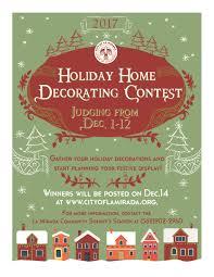 Home Decorating Program City Of La Mirada City News La Mirada Holiday Home Decorating