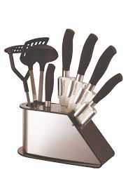 wholesale kitchen knives peterhof ph 22382 9 pcs knife set with kitchen accesories with