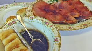 betty u0027s fried country ham steaks with redeye gravy ky derby