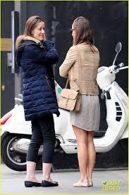 pippa middleton is all smiles after sister kate middleton u0027s royal