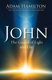 john the gospel of light and life john series adam hamilton