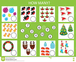 counting educational children game kids activity worksheet how