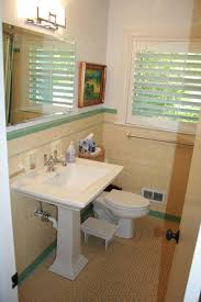 Blue Tile Bathroom by 8 Ways To Spruce Up An Older Bathroom Without Remodeling