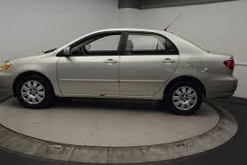 toyota corolla sedan 2003 2003 used toyota corolla 4dr sedan ce automatic at hudson chrysler
