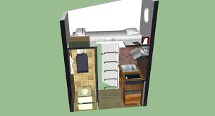 Cube House Floor Plans Cube Qb2 2m X 1m World U0027s Smallest Livable House Remake Tiny