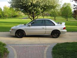 subaru coupe rs sold 1999 2 5rs coupe silverthorne 112kmiles 5spd sold subaru