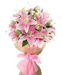 stargazer bouquet pretty in pink stargazer bouquet flower delivery philippines