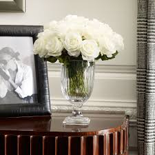Polo Home Decor by Marion Crystal Vase Vases U0026 Candle Holders Home Ralphlauren Com