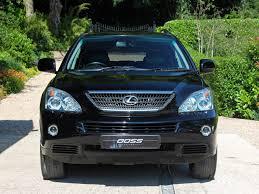 lexus rx 400h black edition used 2007 lexus rx 400h se cvt lexus service history just