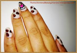 i love coffee nail art the nail art and beauty diaries
