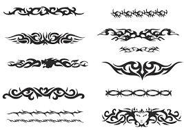 tribal meaning family armband tattoos are designs that encircle