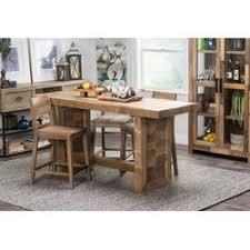loon peak needham counter height dining table u0026 reviews wayfair