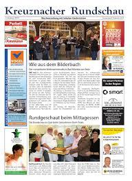 Blaue Eisdiele Bad Kreuznach Kw 29 14 By Kreuznacher Rundschau Issuu