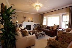 Modern Living Room Ideas With Brown Leather Sofa Living Room Decorating Ideas With Brown Leather Furniture