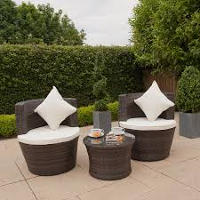 Tesco Bistro Table Garden Set Posh Garden Luxury Products For Your Outside Space